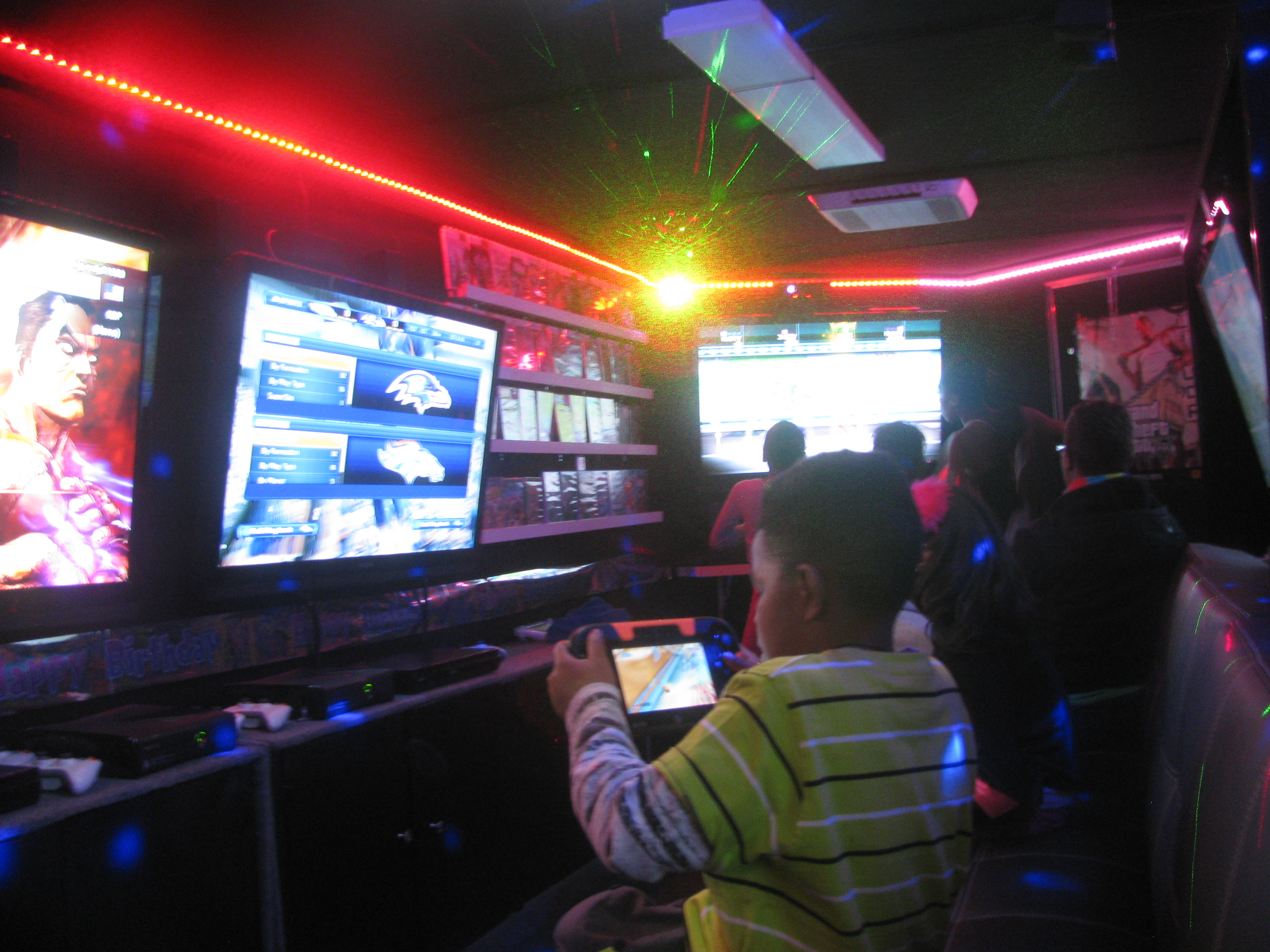 Maryland Video Game Theaterultimate Rolling Party In The